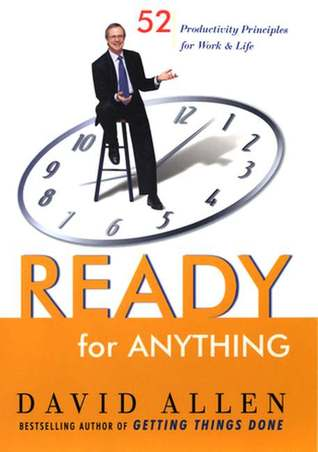 Ready for Anything by David Allen