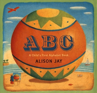 ABC by Alison Jay