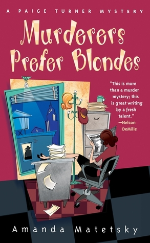 Murderers Prefer Blondes by Amanda Matetsky