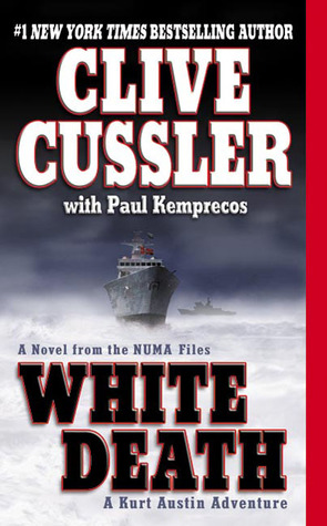 White Death (NUMA Files, #4)