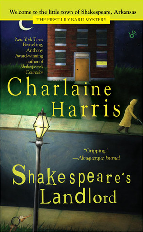 Shakespeare's Landlord (Lily Bard Mysteries, #1)