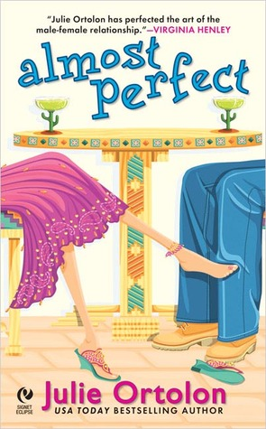 Almost Perfect by Julie Ortolon