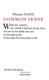 Common Sense (Great Ideas)