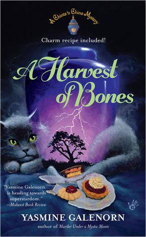 A Harvest of Bones by Yasmine Galenorn