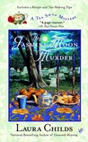 The Jasmine Moon Murder (A Tea Shop Mystery, #5)