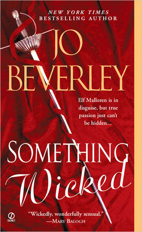 Something Wicked (Malloren, #3)