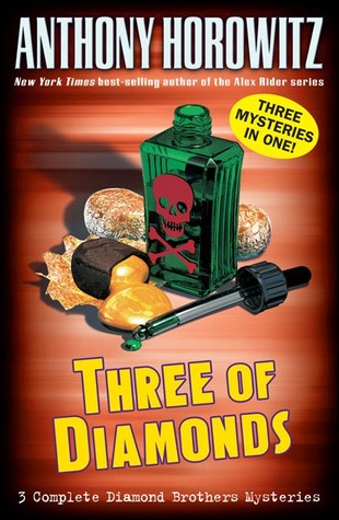 Three of Diamonds by Anthony Horowitz