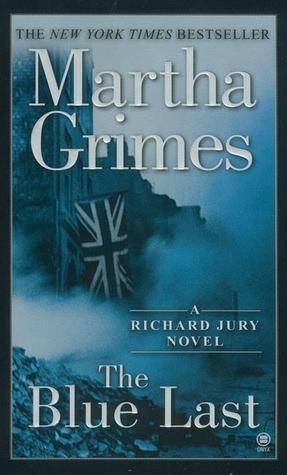 The Blue Last (Richard Jury, #17)
