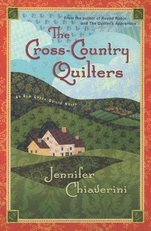 The Cross-Country Quilters by Jennifer Chiaverini