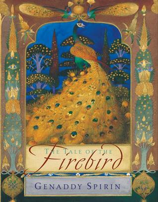 The Tale of the Firebird by Gennady Spirin