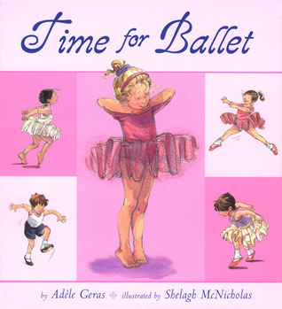 Time for Ballet by Adèle Geras