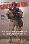 Generation Kill by Evan Wright