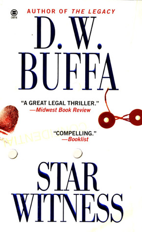 Star Witness by D.W. Buffa
