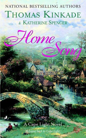 Home Song by Thomas Kinkade