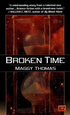 Broken Time by Emily Devenport