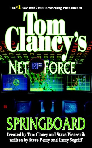 Springboard (Tom Clancy's Net Force, #9)