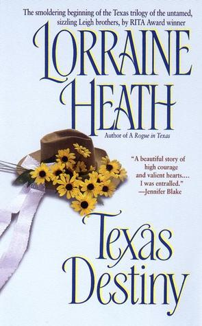 Texas Destiny (Texas Trilogy, #1)