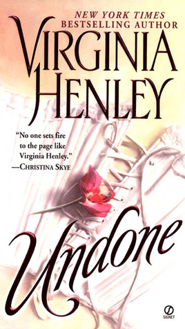 Undone by Virginia Henley