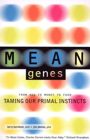 Mean Genes by Terry Burnham
