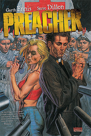 Preacher, Book 2 by Garth Ennis
