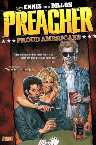 Proud Americans by Garth Ennis