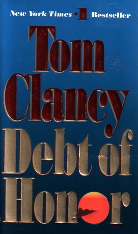 Debt of Honor (Jack Ryan, #7)