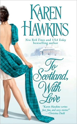 To Scotland, With Love (MacLean Curse, #2)