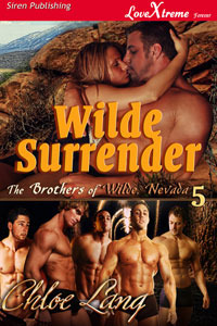 Wilde Surrender by Chloe Lang