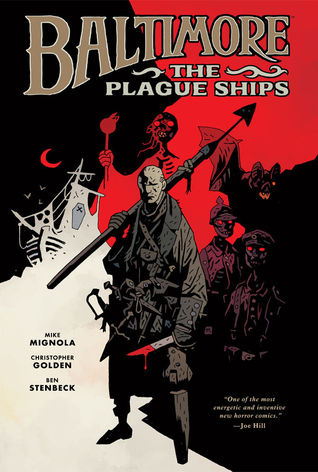 Baltimore by Mike Mignola