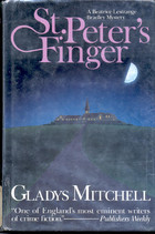 St. Peter's Finger by Gladys Mitchell