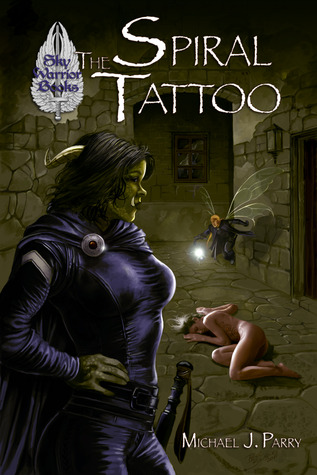 The Spiral Tattoo by Michael J. Parry