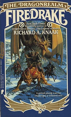 Firedrake by Richard A. Knaak