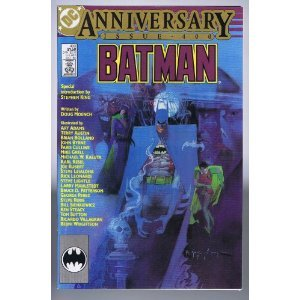 BATMAN #400 (Anniversary Issue 1986)