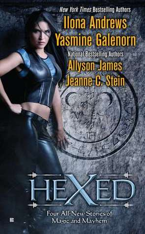Hexed (Includes: Kate Daniels, #4.5; Otherworld, #9.5; Stormwalker, #3.5; Anna Strong Chronicles, #6.5)