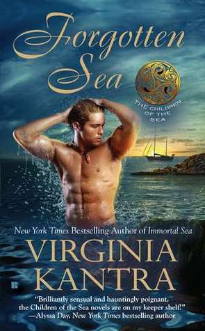 Forgotten Sea by Virginia Kantra