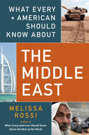What Every American Should Know About the Middle East by Melissa L. Rossi