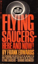 Flying Saucers -- Here and Now!