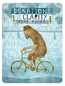 Donations to Clarity by Noah Baird