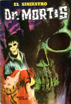 Antihombres del Doctor Mortis by Juan Marino