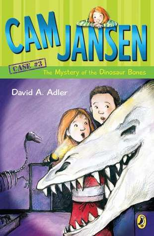 The Mystery of the Dinosaur Bones by David A. Adler