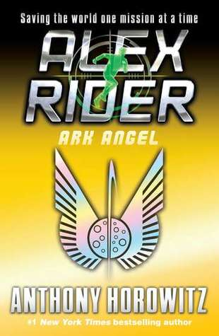 Ark Angel by Anthony Horowitz