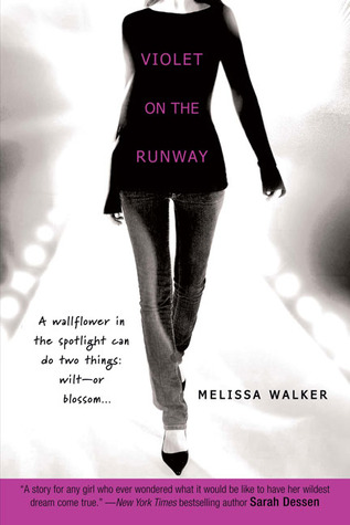 Violet on the Runway by Melissa C. Walker