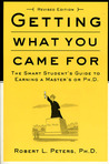 Getting What You Came For by Robert L. Peters