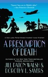 A Presumption of Death (Lord Peter Wimsey/Harriet Vane #2)