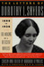 The Letters of Dorothy L. Sayers: 1899-1936: The Making of a Detective Novelist