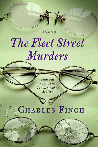 The Fleet Street Murders by Charles Finch