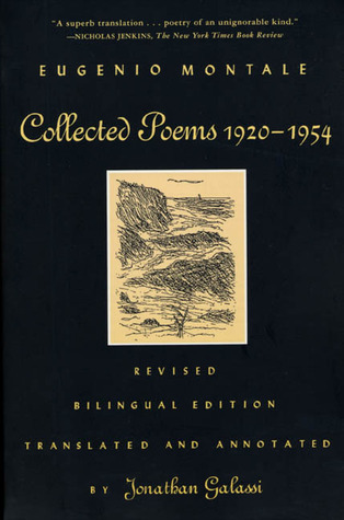Collected Poems, 1920-1954 by Eugenio Montale