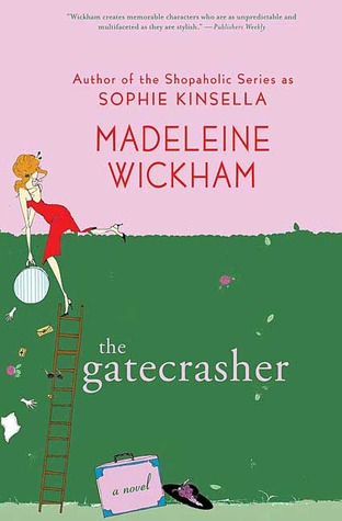 The Gatecrasher by Madeleine Wickham