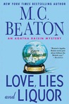 Love, Lies and Liquor (Agatha Raisin, #17)