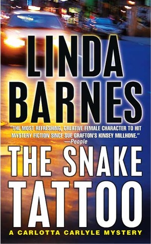 The Snake Tattoo by Linda Barnes